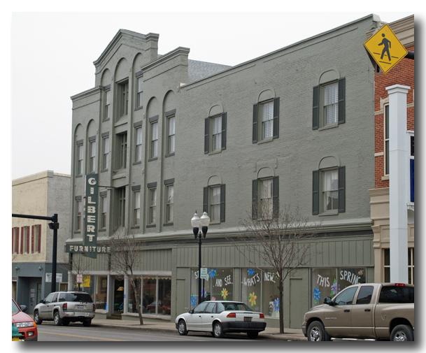 Lovely Gilbert Furniture Store, Ashland, Ohio